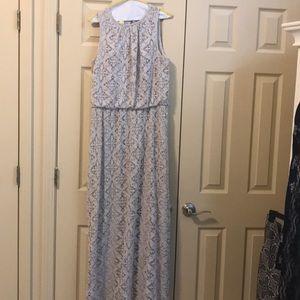 Maxi dress lace